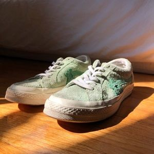 Limited edition golf le fleur sneakers